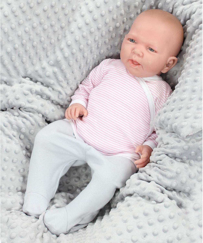 TupTam Baby Unisex Side Snap Shirts Long Sleeve Pack of 5