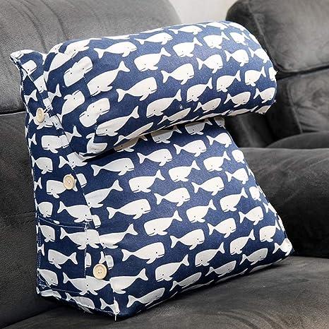Triángulo Pillow Back Wedge Cojín-Triángulo Almohada ...