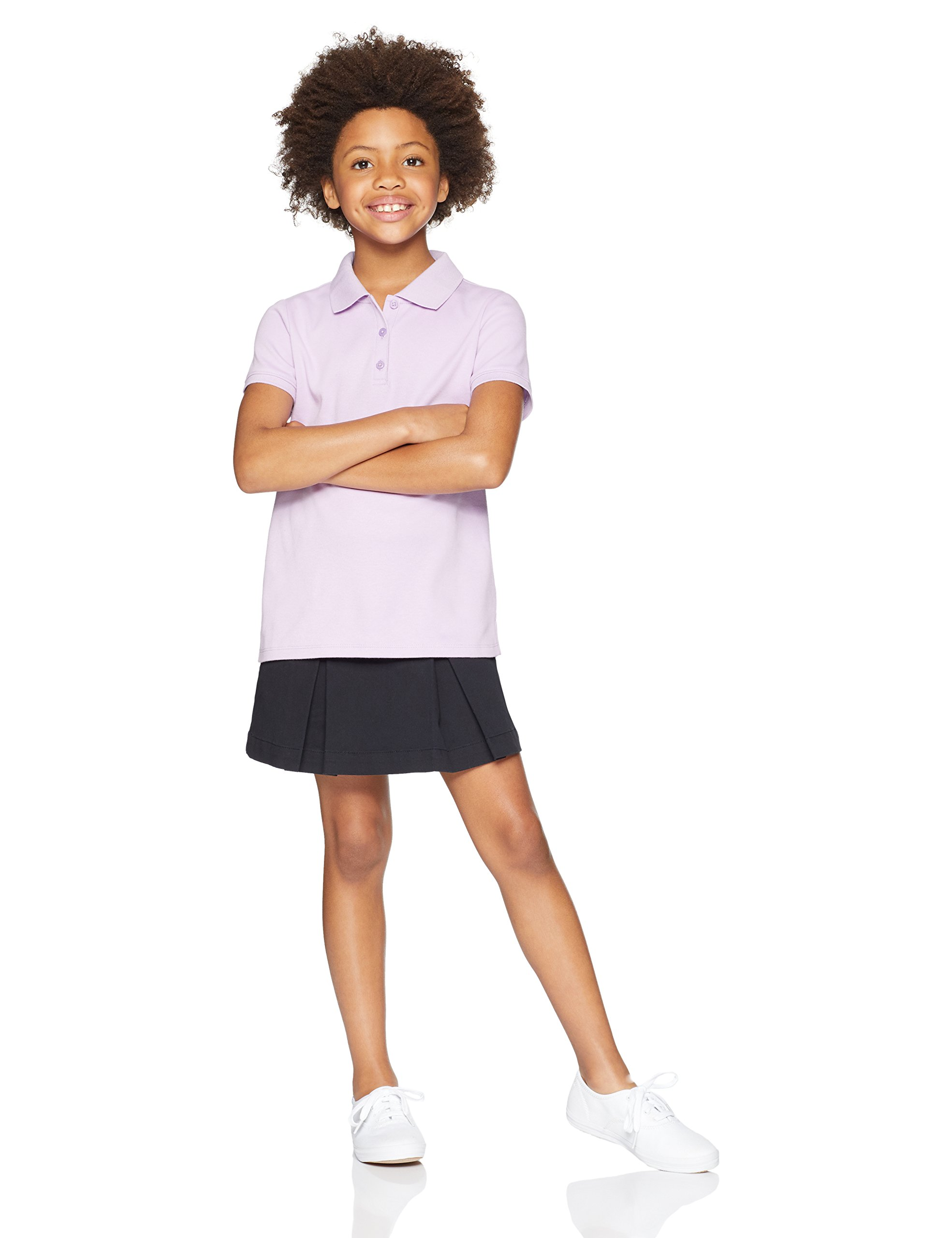 Amazon-Essentials-Girls-Short-Sleeve-Uniform-Interlock-Polo