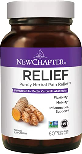 Natural Pain Relief Supplement