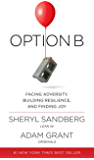 Option B: Facing Adversity, Building Resilience, and Finding Joy (English Edition)