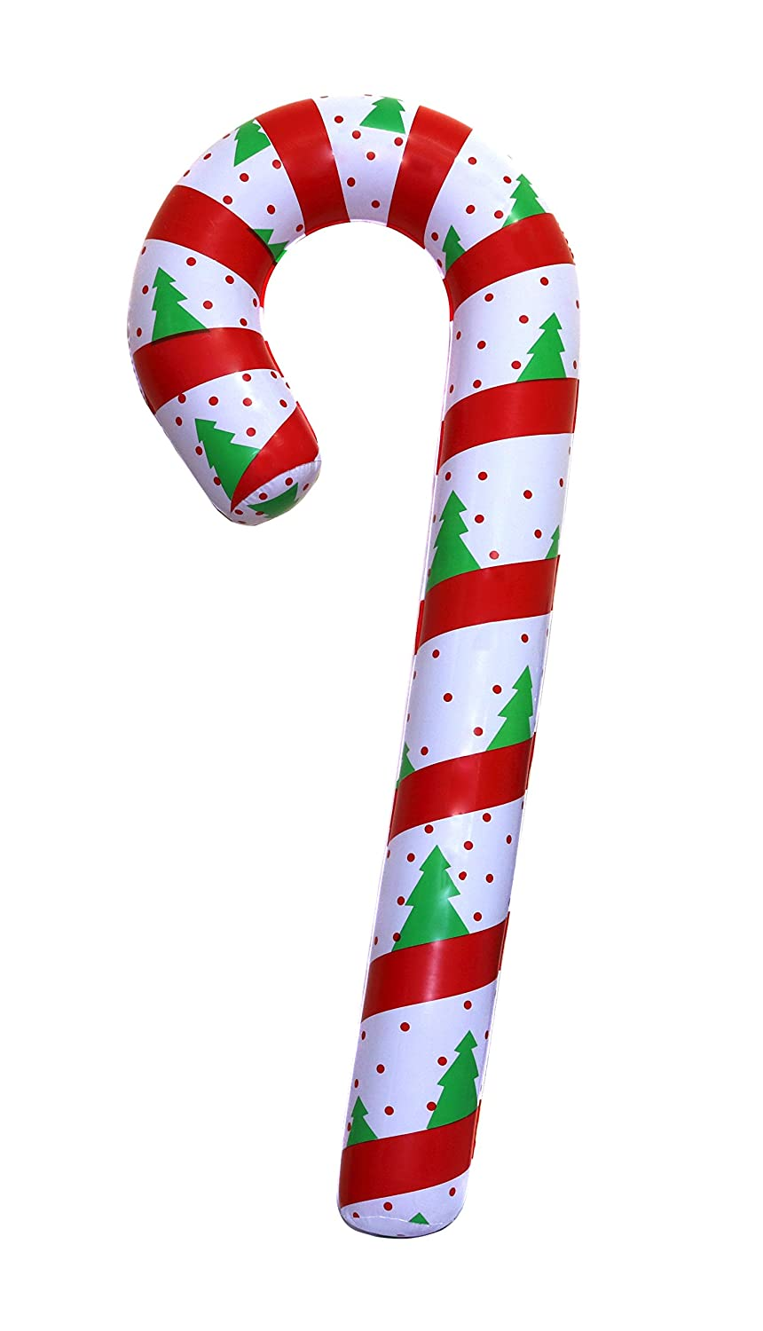 SNInc. Inflatable Candy Cane for Christmas Decorations