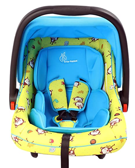 Buy R for Rabbit Picaboo - Infant/Baby Car Seat cum Carry Cot for ...
