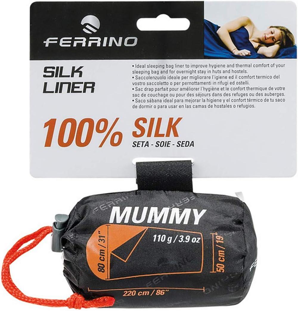 Drap de Sac de Couchage Ferrino Slik Liner Mummy