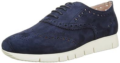 Unisa Badia_17_KS, Sneakers Basses Femme, Bleu (Ocean), 35 EU