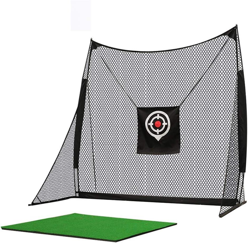 ゴルフネット ゴルフ練習 収納袋付き ゴルフ練習ネット ゴルフ打撃ネット 屋内と屋外のポータブル 室内 屋外 練習用 簡単 設置