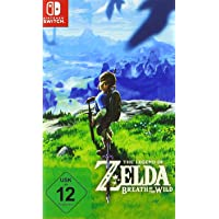 The Legend Of Zelda: Breath Wild (Nintendo Switch)