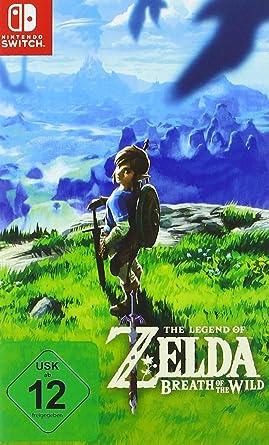 The Legend of Zelda: Breath of the Wild [German]: Amazon co uk: PC