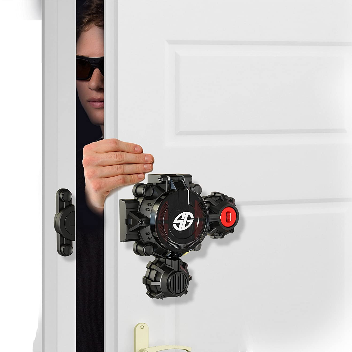 & Amazon.com: Spy Gear - Door Alarm: Toys u0026 Games