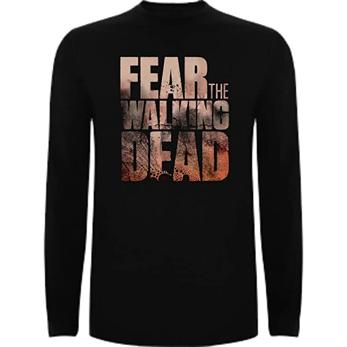The Fan Tee Camiseta de Walking Dead negan lusi bate zombie caminante rick michonne hombre