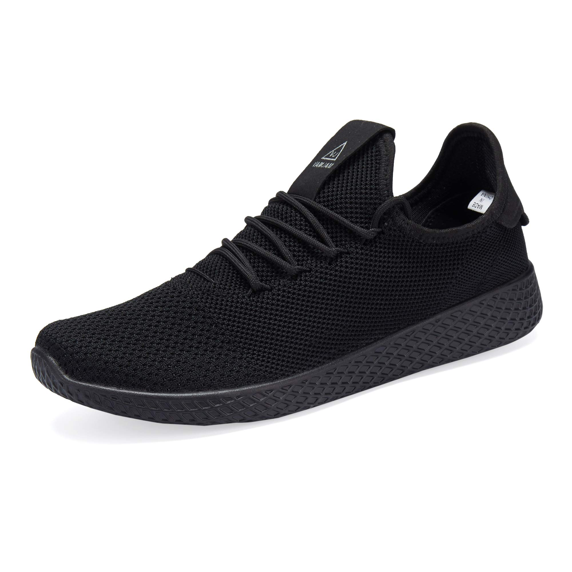 ba1131b67e604 A-PIE Men s Running Athletic Shoes Breathable Lightweight Fashion Sneakers  Casual Walking Shoes product image
