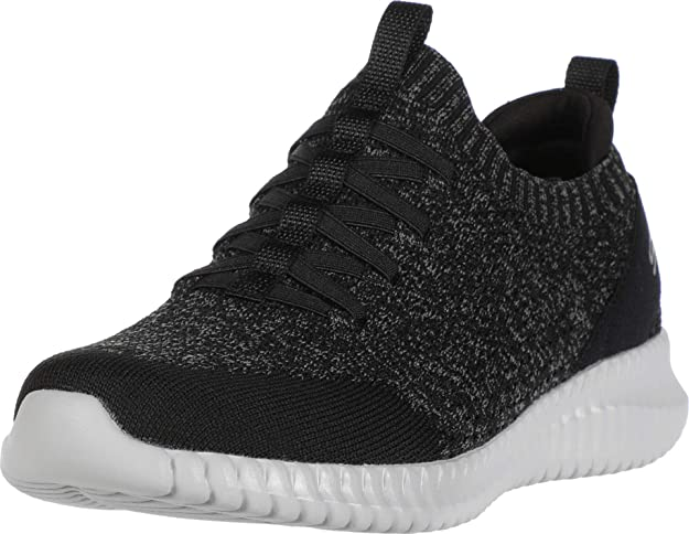 Skechers Elite Flex Karnell 232048 Mens Black Athletic Cross Training Shoes