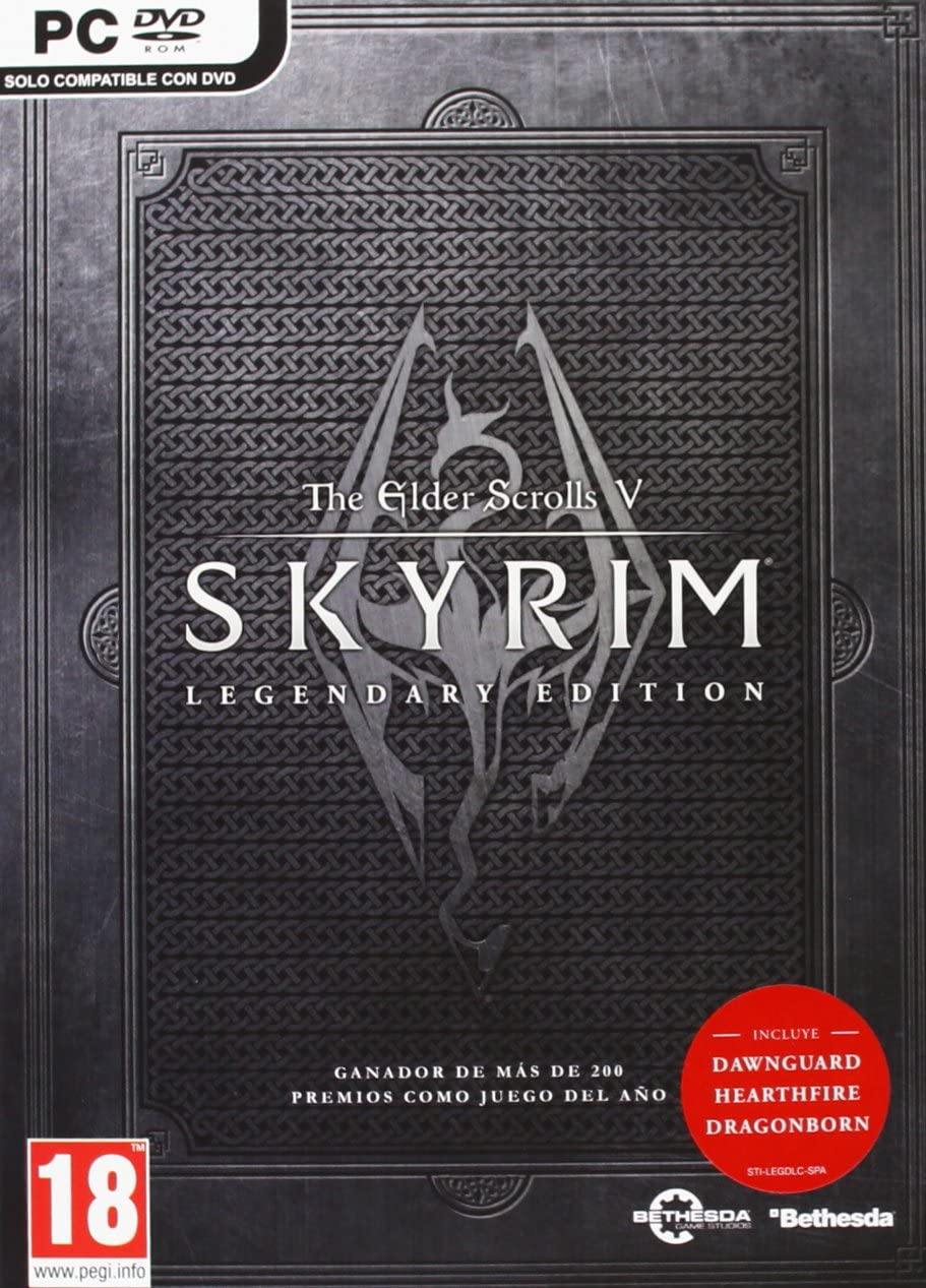 The Elder Scrolls V - Skyrim Legendary Edition: Amazon.es: Videojuegos
