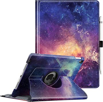 Fintie iPad Pro 9.7 Case 360 Degree Rotating Stand Case with Smart Cover Auto Sleep//Wake Feature for Apple iPad Pro 9.7 Inch Galaxy 2016 Version