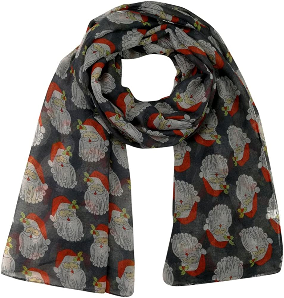 Wociaosmd Clearance Women Girls Music Note Printing Pattern Long Scarves Shawl Wraps