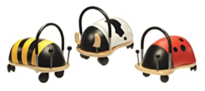 Prince Lionheart Wheely Bug, Mouse, Small (Color: Mouse, Tamaño: Small)