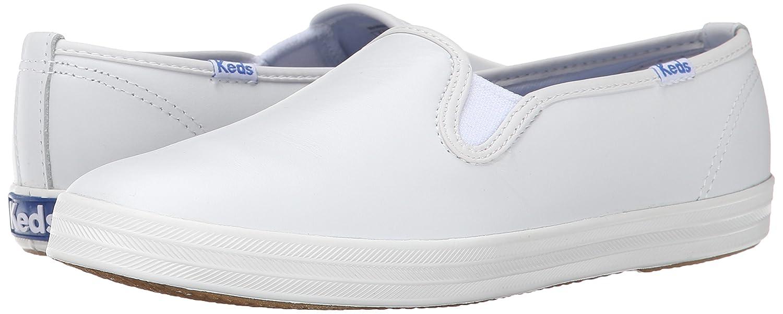 Keds Champion Zapatos De Cuero Slip-on De Las Mujeres WEJUlE