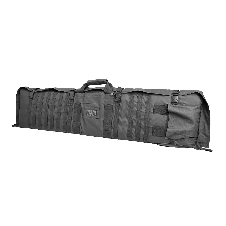Nc Star Rifle Case with Shooting Mat, Large, Urban Gray Green Supply CVSM2913U