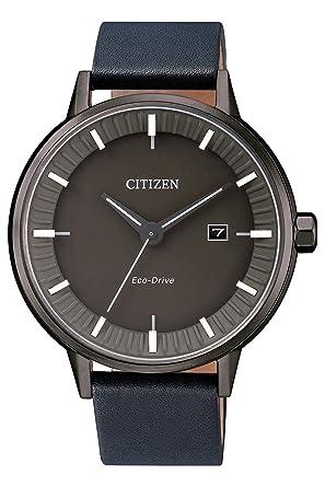 CITIZEN Eco-Drive BM7377-12X. Reloj de cuarzo, sin cambios de pila y cristal irrayable.: Amazon.es: Relojes