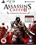 Assassin's Creed II: Complete Edition (PS3)