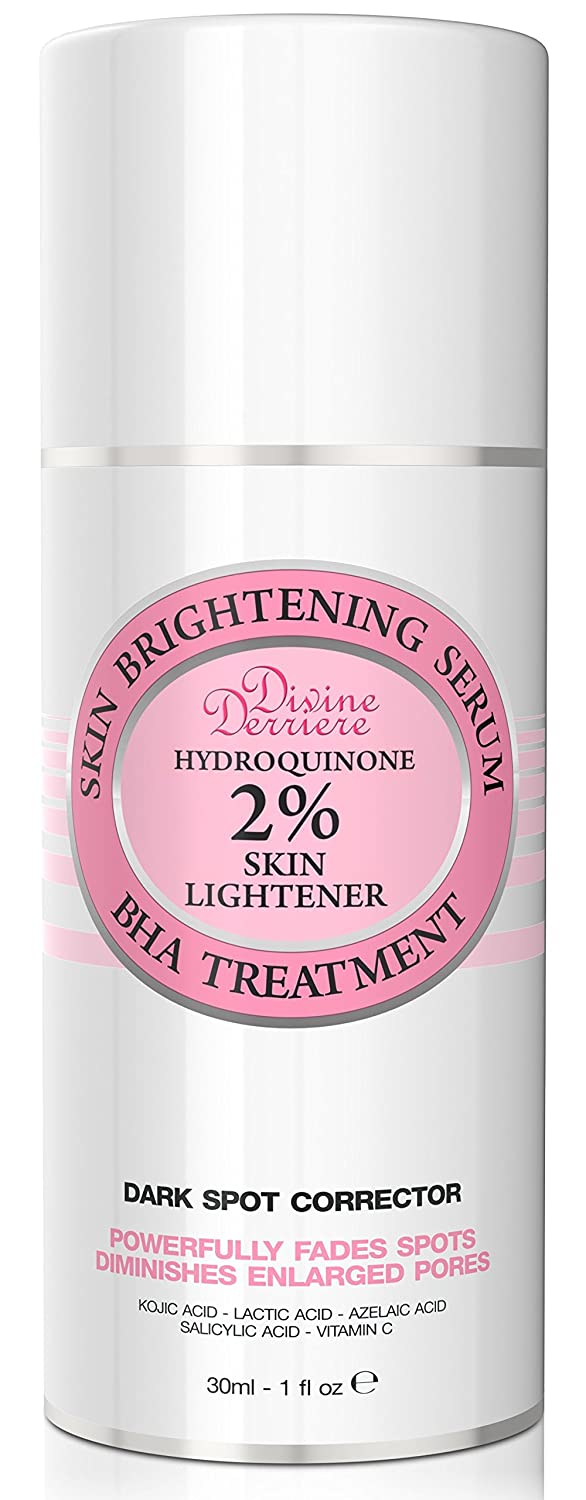 Skin Lightening 2% Hydroquinone Dark Spot Corrector Remover For Face & Melasma Treatment Fade Cream