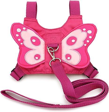 Arnés de seguridad con alas de mariposa de BTSKY, para bebés y ...