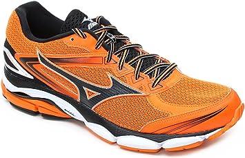 Mizuno - Wave Ultima 8, Color Naranja, Talla UK-10.5: Amazon.es: Deportes y aire libre