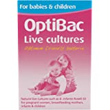 OptiBac For Babies & Children - 3 Billion CFU Infantis & Bifidum - 10 Sachets