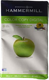 product image for Copy Paper, 100 Brightness, 28lb, 8-1/2 X 14, Photo White, 500/ream