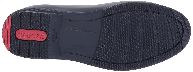 Chooka Boot Women's Mid-Height Memory Foam Rain Boot Chooka B01N6FU4S0 10 B(M) US|Navy b755a6