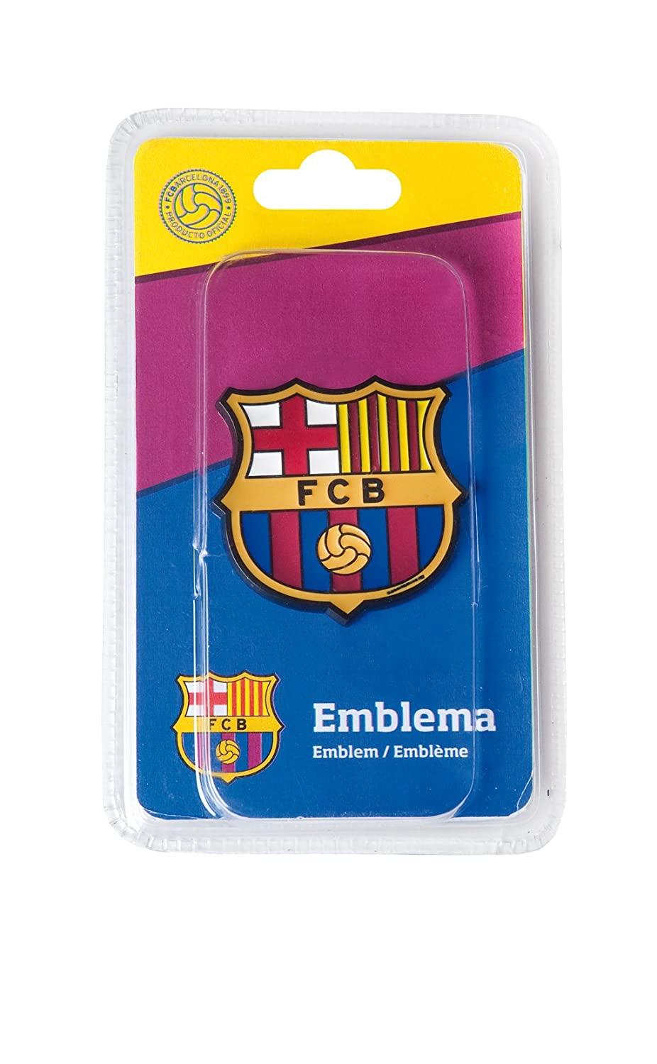 CAR FCB1935 Futbol Club Barcelona Original Emblem