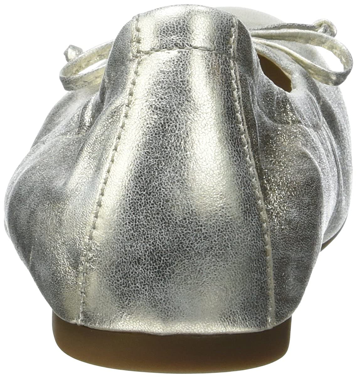 Gabor Geschlossene Damen Fashion Geschlossene Gabor Ballerinas Metallic (Nude 60) 3530bd