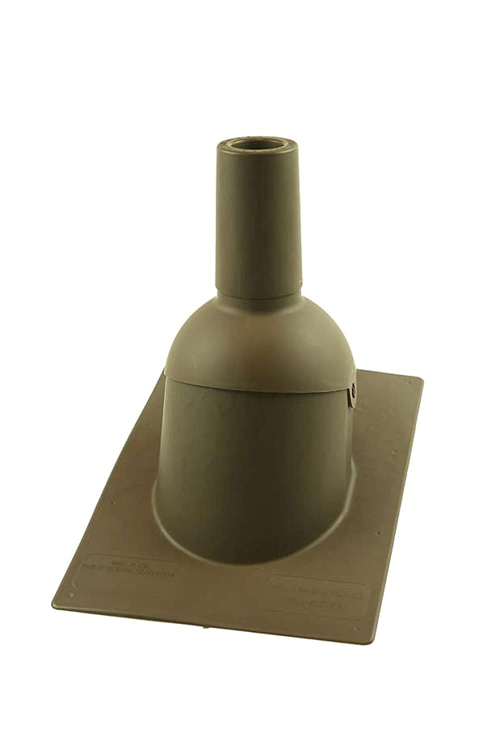 2-Inch Fits 2-Inch PVC Pipes Perma Boot 312-2 BRN New OEM Plumbing Vent Boot for New Construction Brown