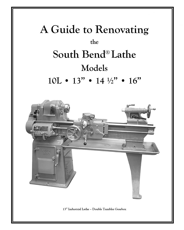 Bend Lathe Motor Wiring Diagram On Air Pressure Library Pressor South Rebuild Kit Model 10l Or 10r Heavy 10 Amazon