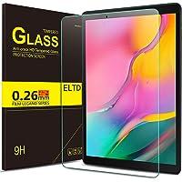 ELTD Protector De Pantalla para Samsung Galaxy Tab A 10.1 2019 Más Alta Calidad HD Protector De Pantalla De Vidrio Templado para Samsung Galaxy Tab A 10.1 Tableta SM-T510/SM-T515 2019(1 Pieza)