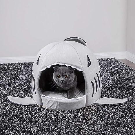 saczxra Cama para Gatos para Mascotas Cojín para Mascotas ...