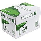 サンワダイレクト コピー用紙 A4 500枚×5冊 2500枚 高白色 300-CP1A4