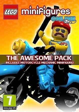 Lego minifigures online review, download, guide & walkthrough.