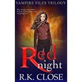 Red Night: Paranormal Vampire Suspense Novel