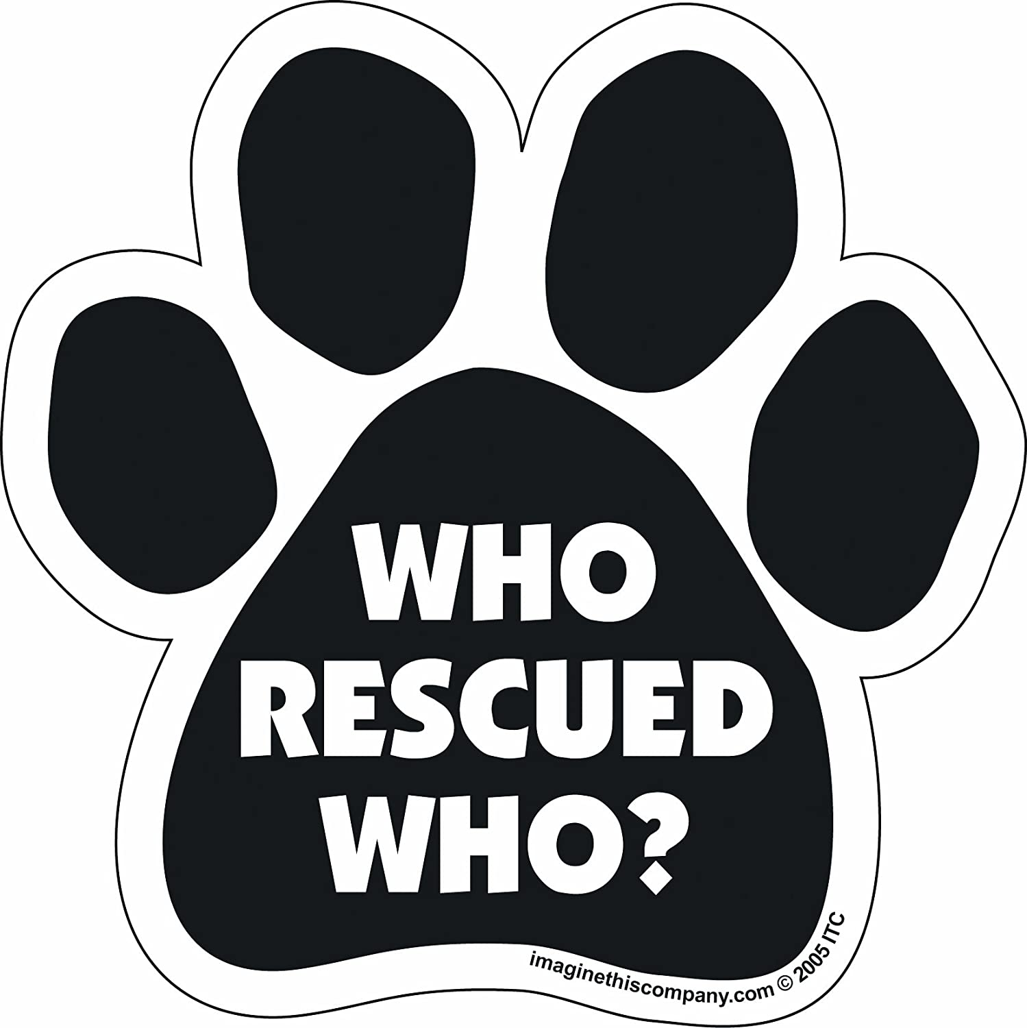 who rescued who whom