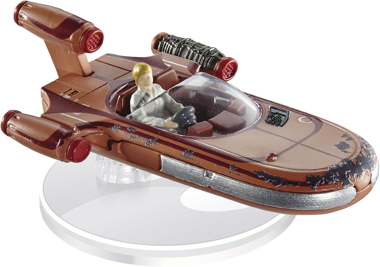Hot Wheels Stars Wars Luke Skywalker Vehicle