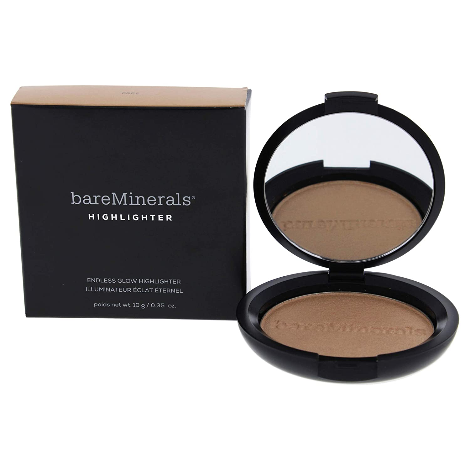 Bare Escentuals Endless Glow Highlighter Pressed - Free, 0.35 Oz