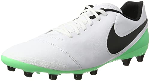 Nike Tiempo Genio II Leather AG-Pro, Zapatillas de Trail Running para Hombre: Amazon.es: Zapatos y complementos