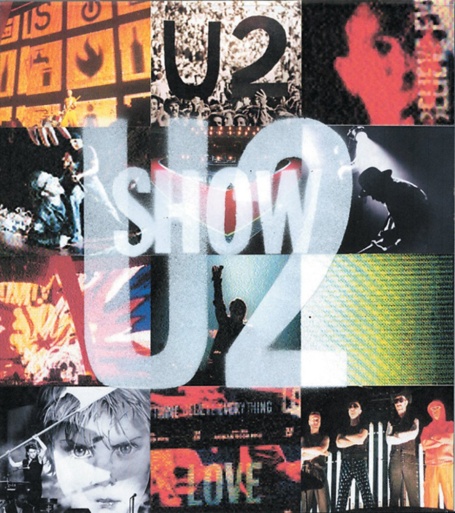 U2 Show : The Art of Touring: Diana Scrimgeour