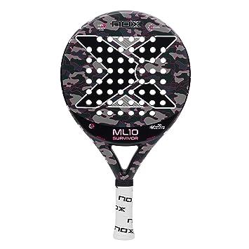 Amazon.com : NOX ML10 Pro Cup Survivor (Grey) Paddle Tennis ...