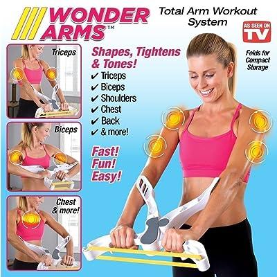 Machine d'entraînement Wonder Arms pour le haut du corps
