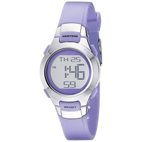 Armitron Sport Womens 45/7012 Digital Chronograph Watch