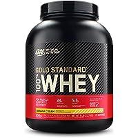 Optimum Nutrition Whey Gold Standard - Koncentrat - Isolat - Vassleproteinhydrolysat - WPC - WPI - WPH - Protein - BCAA…