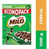 Nestle MILO Cereal with Whole Grain, 500g