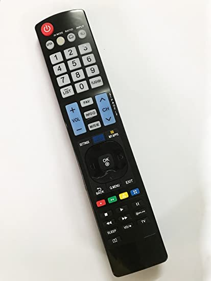 Amazon com: Replacement Remote Controller for LG TV 47LN5710